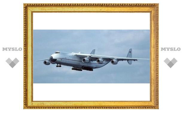 Почему над Тулой низко летают самолеты