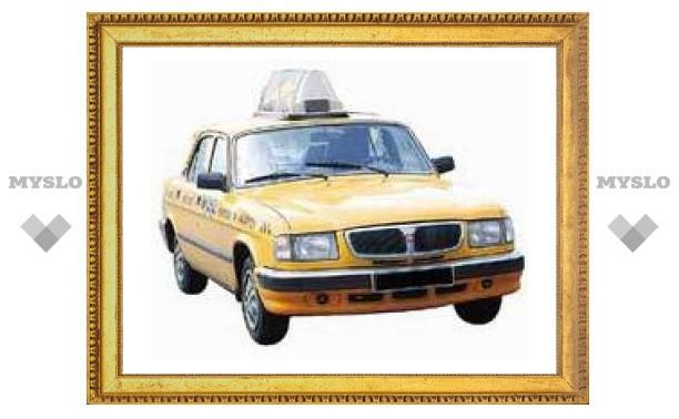В Туле совершено нападение на таксиста
