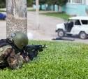 Тульскую школу «захватили террористы»