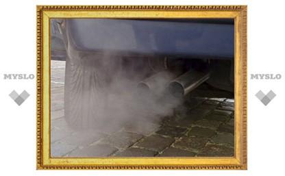 Воздух в Туле загрязняет легковой автотранспорт?