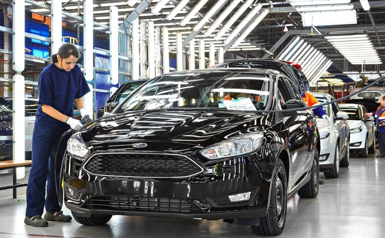 В России прекратится производство автомобилей Ford