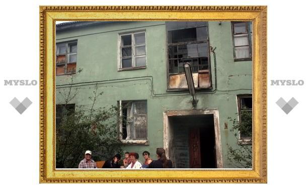 В Новомосковске 18 семей отказываются переселяться из аварийных домов