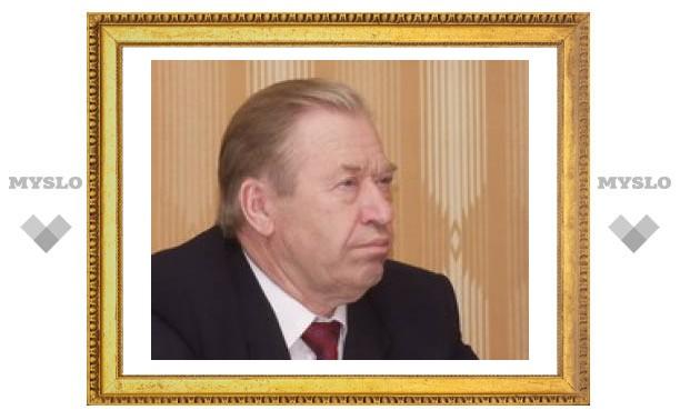 Василий Стародубцев не может обратиться к избирателям