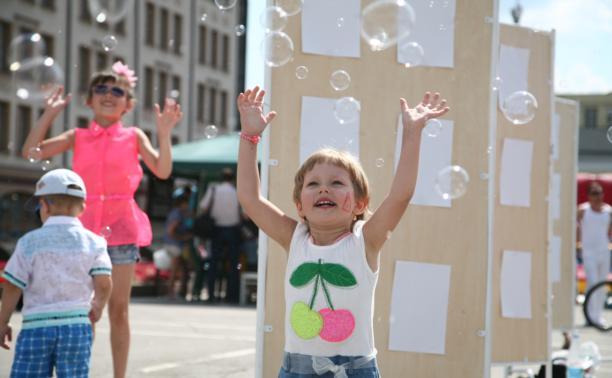 Тульская ГИБДД устроила малышам настоящий праздник!