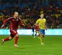 Кантемир Берхамов вошел в тройку лучших футболистов августа