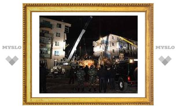 В Евпатории взорвался жилой дом