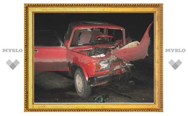 54-е нарушение ПДД оказалось для тульского таксиста смертельным