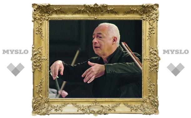 Спиваков научился драться... ради скрипки