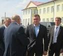 Алексей Дюмин с рабочим визитом посетил Киреевский район