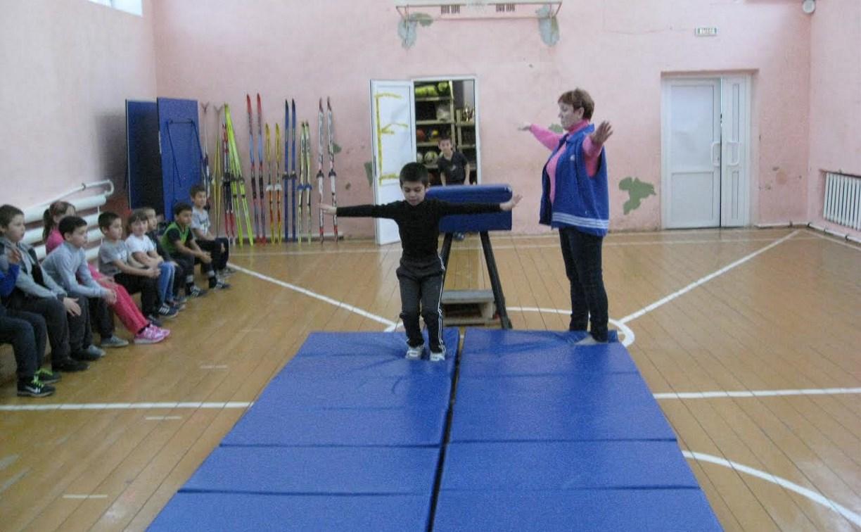 Прудищенский центр образования получил спортивный инвентарь от фонда «Перспектива»