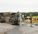 УМВД сообщает о погибших в аварии на трассе Тула-Калуга