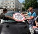 Активиста «StopХАМ» сбили на тротуаре в Москве
