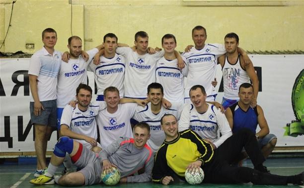 Чемпионом Тулы по мини-футболу стала «Автоматика»