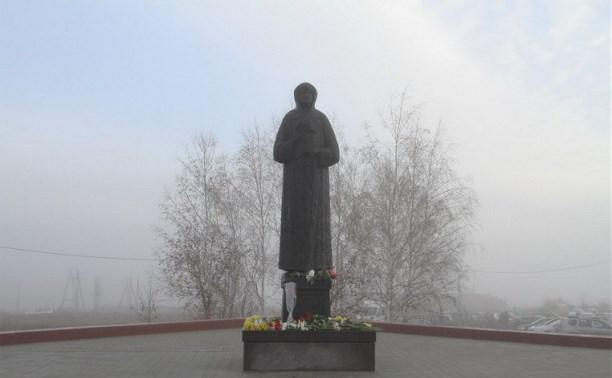 В Кимовском районе открыли мемориальный комплекс святой Матроны Московской Себинской