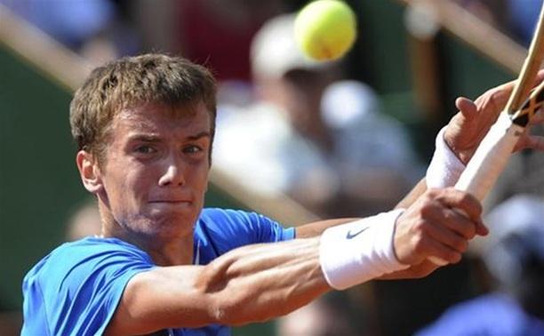 Тульский теннисист покинул «Кубок Кремля»