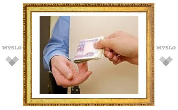 Тульские чиновники не чисты на руку