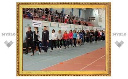 Тульские легкоатлеты отличились в Белгороде