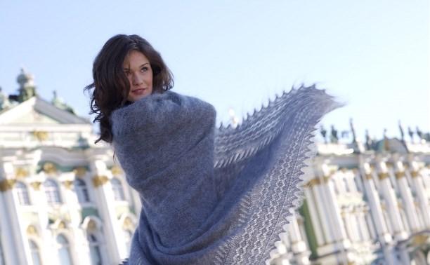 В Туле открывается выставка оренбургских пуховых платков