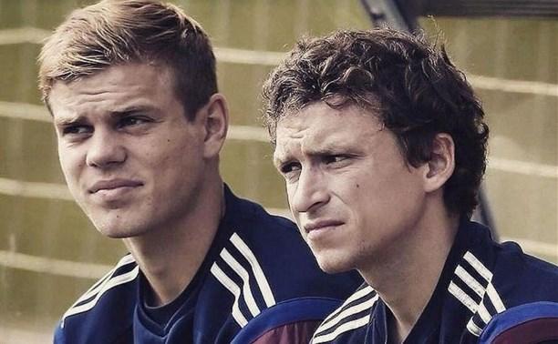 Футболисты «Арсенала» поддержали арестованных спортсменов Кокорина и Мамаева