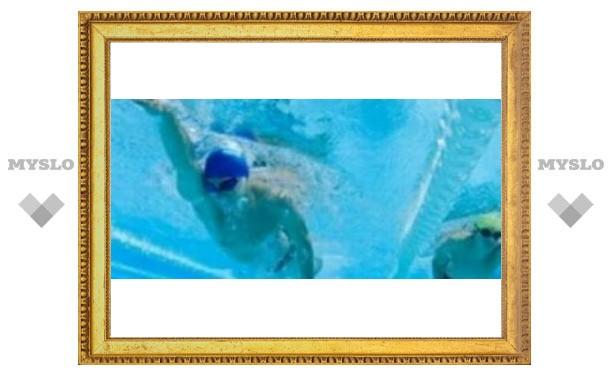 «Дельфины» завоевали медали в Питере