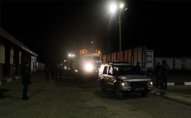 Тульские спасатели отправились восстанавливать упавший в Архангельской области мост