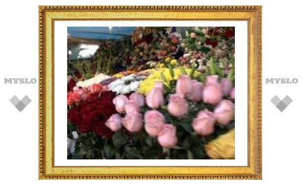 В Туле к 1 сентября цветы не подорожают?