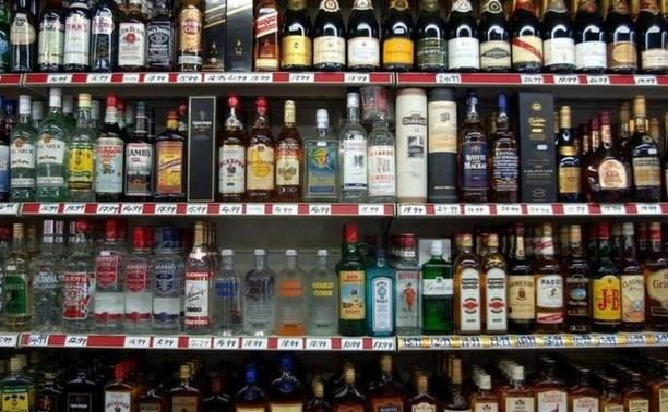 Россия может остаться без импортного алкоголя