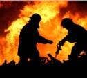 Два пенсионера в Венёвском районе погибли на пожаре