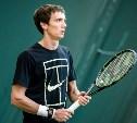 Теннисист Андрей Кузнецов вышел во второй круг турнира в Сиднее