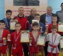 Самбисты ДЮСШ «Металлург» завоевали 8 медалей на домашнем турнире