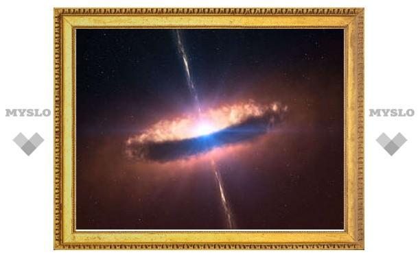 Механизм формирования звезд оказался универсальным