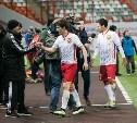 Зотов, Рыжков и Тесак рассказали о победе над «Локомотивом»