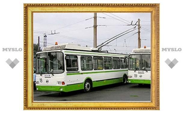 29 июля в Туле троллейбус №5 изменит маршрут