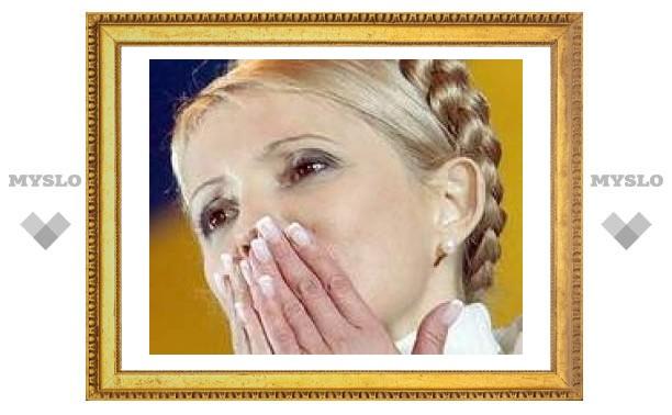 """""""Регионалы"""" просят спецслужбы взять Тимошенко под охрану"""