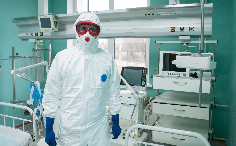 За сутки в Тульской области подтвердились 172 случая коронавируса