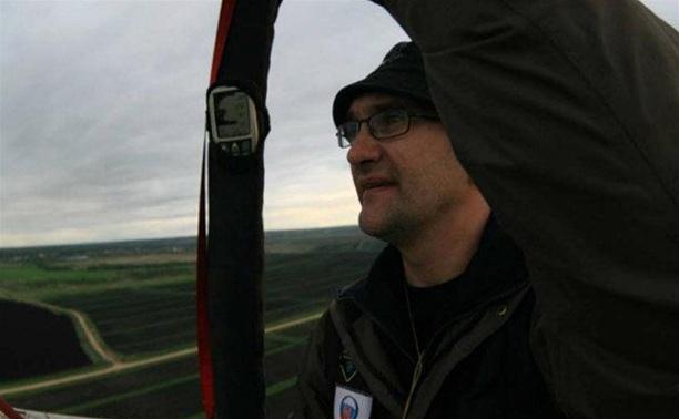 Тульский спортсмен вошел в рейтинг лучших воздухоплавателей России