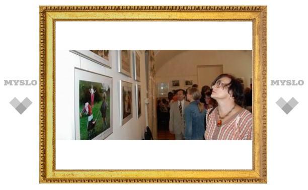 В Туле открылась фотовыставка