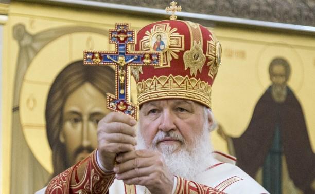 Патриарх Кирилл попросил литераторов больше писать о святости
