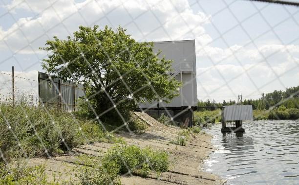 Под Тулой бизнесмен умудрился купить землю под водоемом и дом с людьми