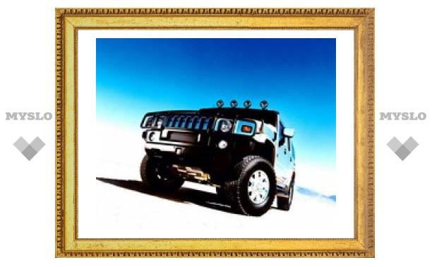 Hummer может стать российским автомобилем