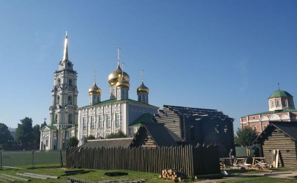 Осадные дворы в Тульском кремле построят до конца августа