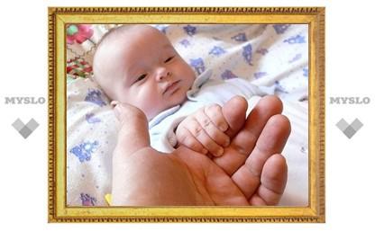 В Туле смертность вдвое превышает рождаемость