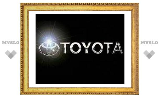 Toyota первой из всех автопроизводителей зарегистрировала в России собственный банк