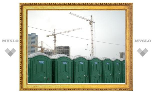 Содержание общественных туалетов обойдется Новомосковску почти в миллион рублей