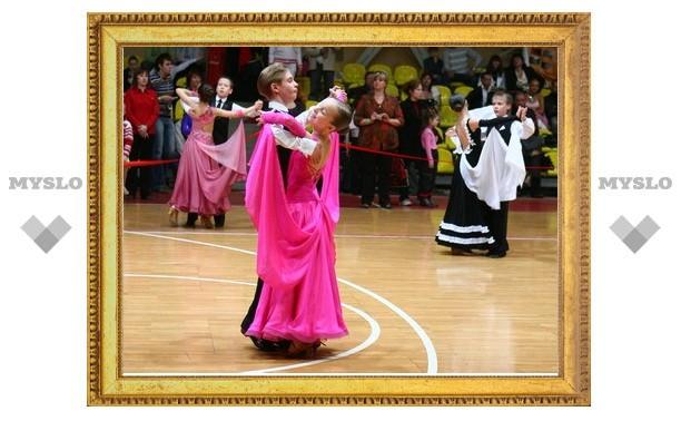 В Туле проходит Всероссийский турнир по спортивным танцам