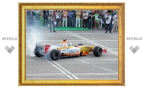 Команду Renault F1 дисквалифицировали на два года условно