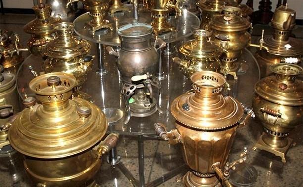 Музей самоваров приглашает туляков на свое 25-летие