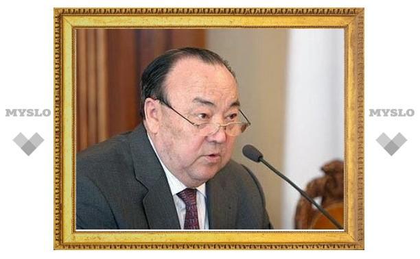СМИ предрекли скорую отставку президента Башкирии
