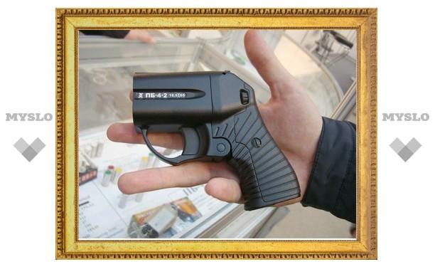 Житель Ефремова Тульской области устал судиться и застрелился
