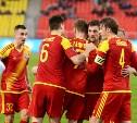 «Арсенал» обыграл аутсайдера ФНЛ «КАМАЗ» со счетом 1:0